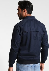 Ben Sherman - THE CORE HARRINGTON - Blouson Bomber - navy - 2