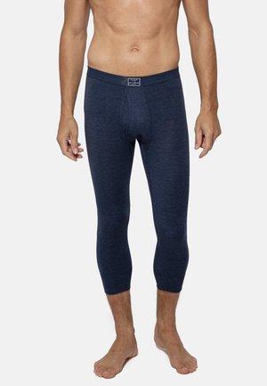 3/4 LANG MIT EINGRIFF - Boxer shorts - marine