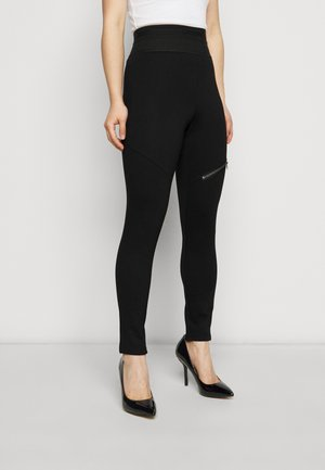 JACKS PETITE - Leggings - black
