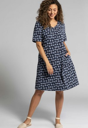 Day dress - marine