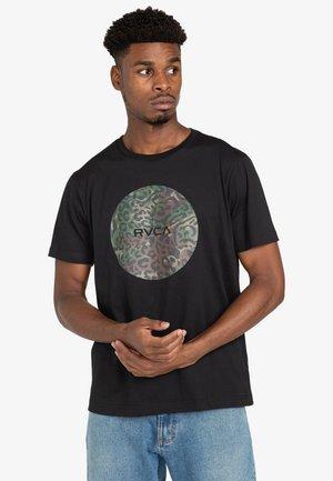 MOTORS  - T-shirt print - black