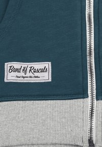 Band of Rascals - Zip-up hoodie - teal - 3