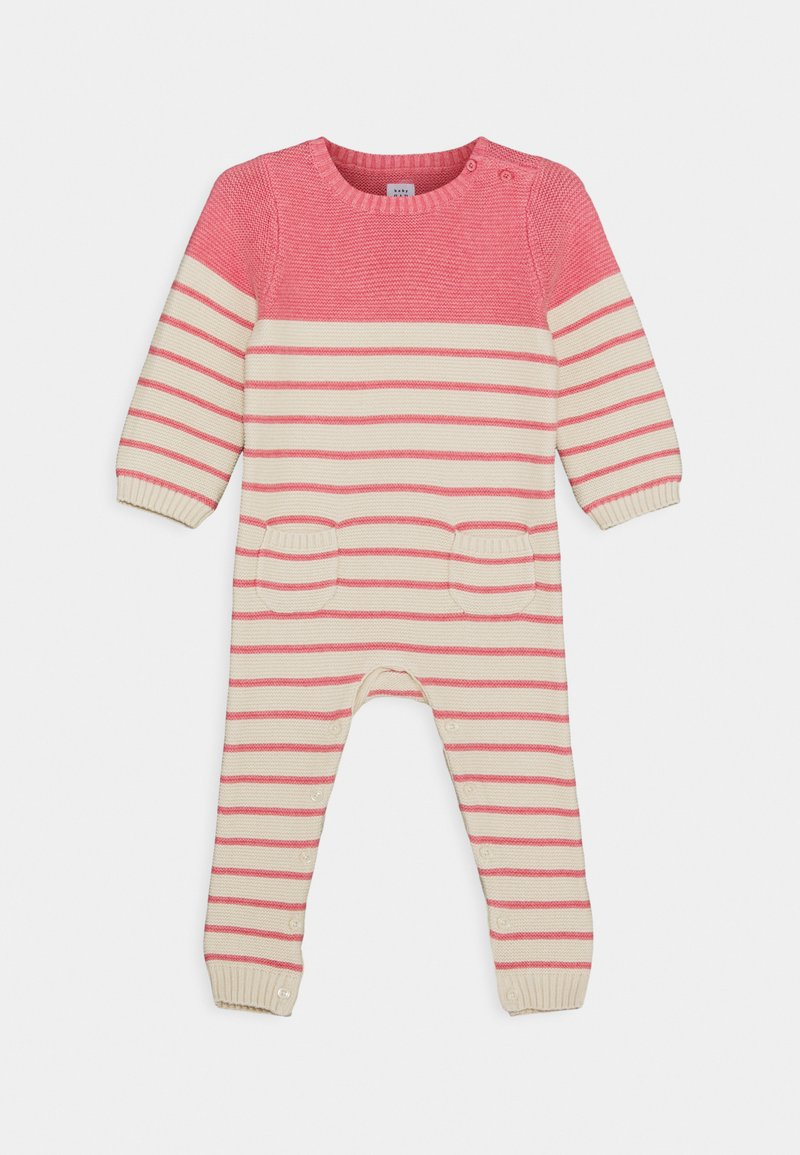 GAP - BABY - Overal - pink heather