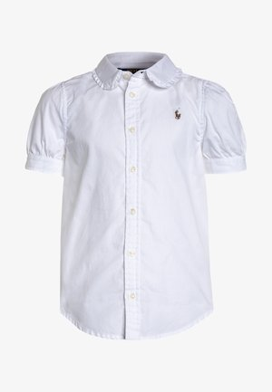 SOLID OXFORD - Overhemdblouse - white