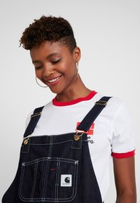 Carhartt WIP - OVERALL - Dungarees - dark stone washed - 3