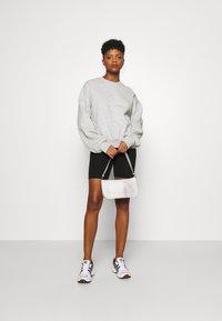 Weekday - PAMELA OVERSIZED - Sweatshirt - light grey - 1
