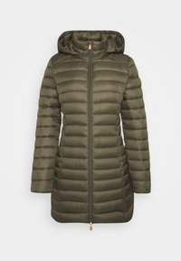 Save the duck - GIGAY - Winter coat - bark green - 6