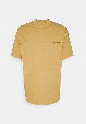 NORSBRO - Basic T-shirt - mustard gold