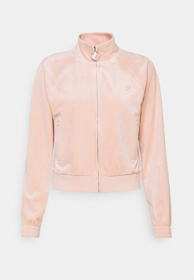 TANYA - Sweatjakke /Træningstrøjer - pale pink