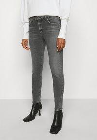 Agolde - DUET SOPHIE ANKLE - Jeans Skinny Fit - washed grey - 0