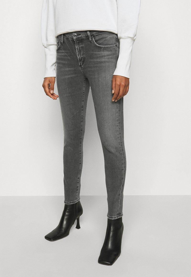 Agolde - DUET SOPHIE ANKLE - Jeans Skinny Fit - washed grey
