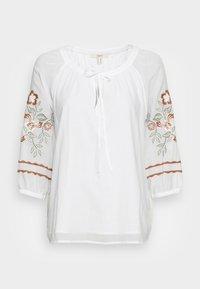 Esprit - BLOUSE - Blouse - white - 3