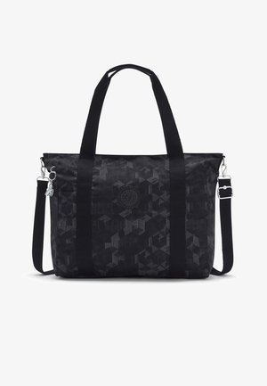 ASSENI - Tote bag - mysterious grid