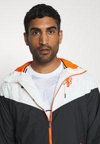Nike Performance - NIEDERLANDE KNVB - National team wear - black/sail - 3