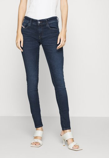 SLANDY LOW - Jeans Skinny Fit - indigo