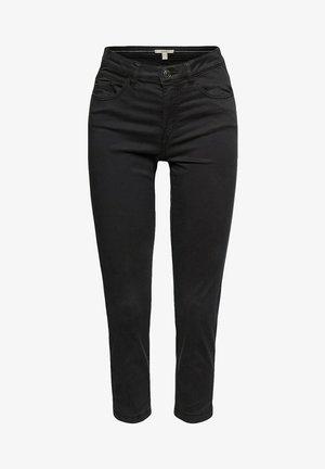 MR CAPRI - Pantalon classique - black