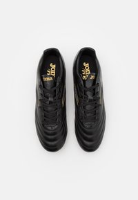 Joma - N10 - Moulded stud football boots - black/gold - 3