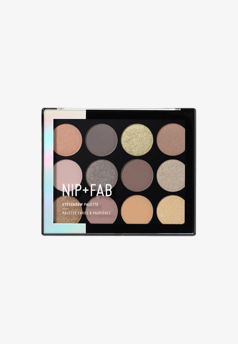 Nip+Fab - Eyeshadow Palette  - Eyeshadow palette - gentle glam