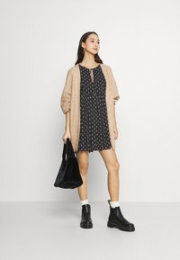 Pepe Jeans - AMABELLA - Day dress - black - 1