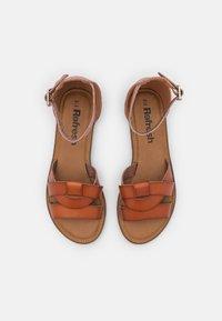 Refresh - Sandals - camel - 5