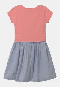 happy girls - Jersey dress - flamingo - 1