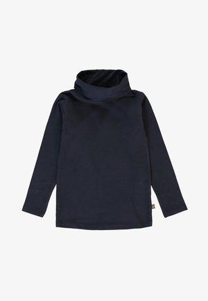SMALL  SOUSPULL - Long sleeved top - dark blue