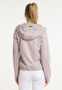 Schmuddelwedda - Outdoor jacket - nude - 2