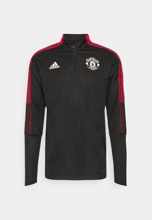 MANCHESTER UNITED - Klubbkläder - black