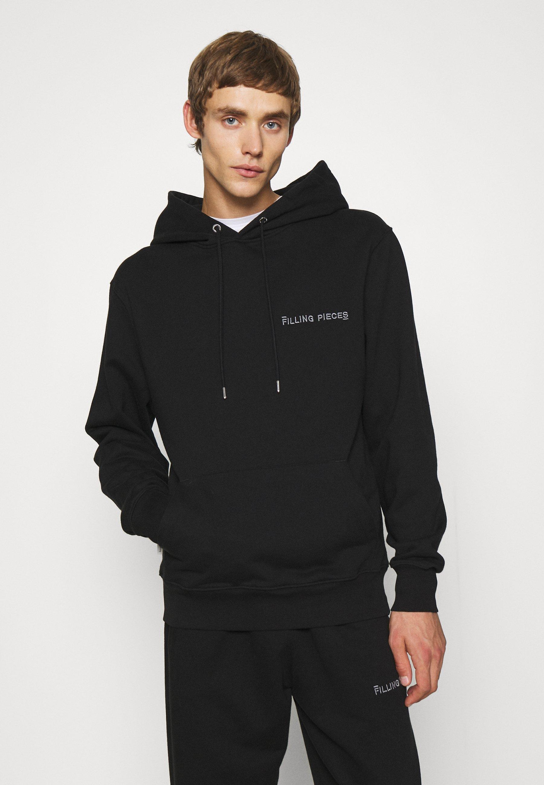 Herren CORE BLACK - Sweatshirt