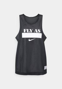 Nike Performance - ESSENTIAL FLY  - Top - black/white - 0