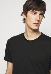 Tiger of Sweden - ALTAIR - T-shirt basique - black - 3