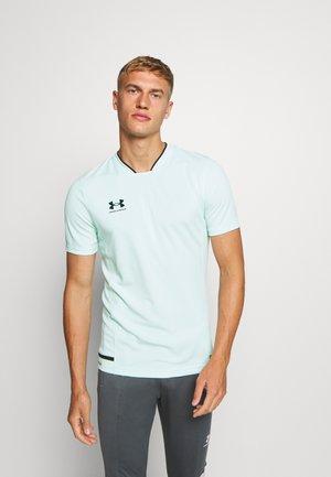 ACCELERATE PREMIER TEE - Camiseta estampada - seaglass blue