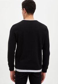 DeFacto - Sweater - black - 1