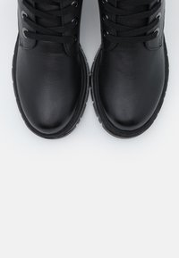 Marco Tozzi - Lace-up ankle boots - black antic - 5