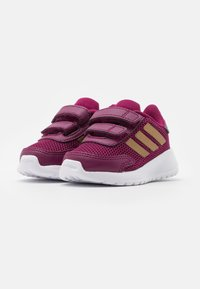 adidas Performance - TENSAUR RUN UNISEX - Obuwie do biegania treningowe - power berry/copper metallic/pink tint - 1