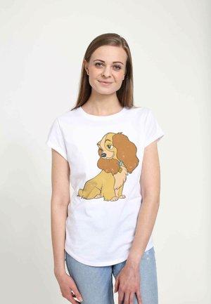 DISNEY CLASSICS  - Print T-shirt - white