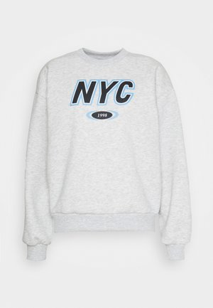RILEY SWEATER - Sweatshirts - grey