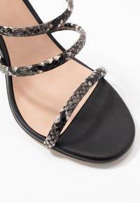 Call it Spring - ULILA - Heeled mules - black - 2