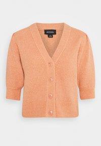 Monki - Cardigan - orange medium dusty - 4