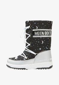 Moon Boot - UNIVERSE - Snowboot/Winterstiefel - silver/black - 1