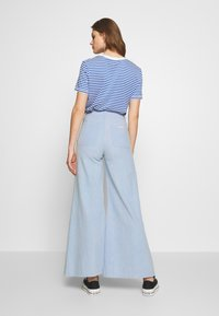 Rolla's - SUPER SAILOR RAMIE PANT - Trousers - sky blue - 2
