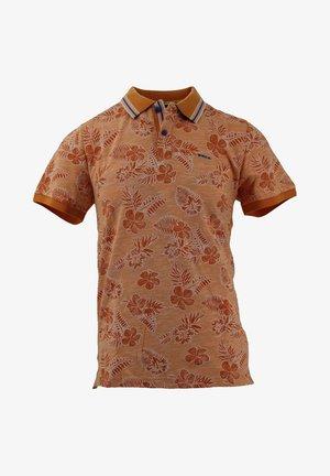 Polo shirt - vivid orange
