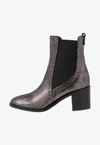 Liu Jo Jeans - OLIVIA - Classic ankle boots - pewter - 1