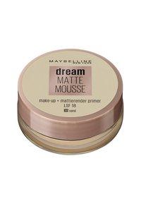 Maybelline New York - DREAM MATTE MOUSSE MAKE-UP - Foundation - 30 sand - 1