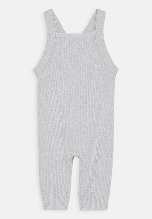 UNISEX - Overall / Jumpsuit - grey melange