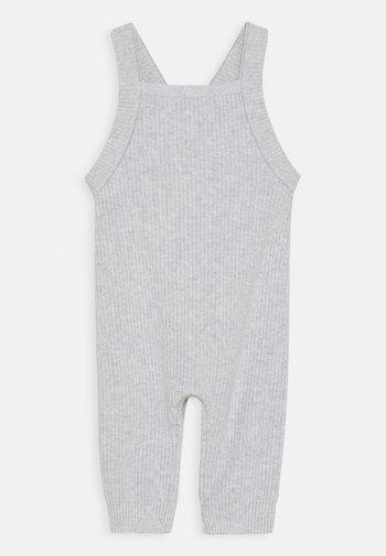 UNISEX - Jumpsuit - grey melange