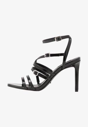 ONLALYX  - High heeled sandals - black