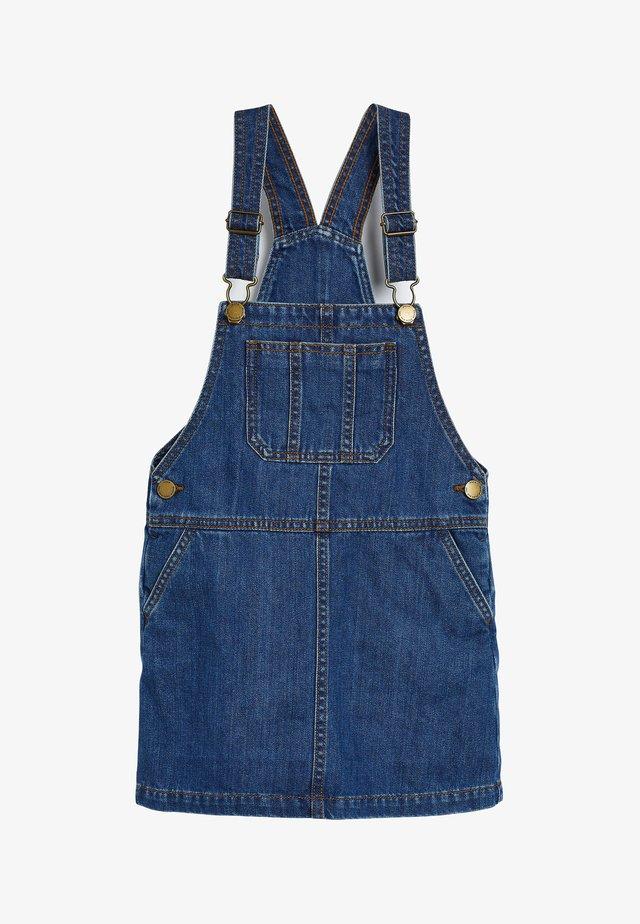 PINAFORE - Spijkerjurk - blue