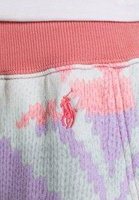Polo Ralph Lauren - ANKLE ATHLETIC - Pantaloni sportivi - desert rose - 5