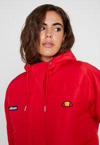 Ellesse - PEJO - Lehká bunda - red - 3